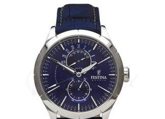 Zegarki Festina - wymarzony prezent dla fana motoryzacji